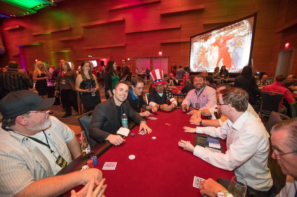 More than 400 supporters attended the seventh annual David Wright Vegas Night event in Virginia Beach, Virginia, on January 20. The event raised more than $205,000 for Children's Hospital of The King's Daughters, bringing the seven year cumulative total to $1.1 million.