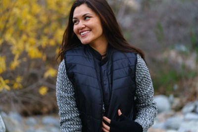 World's First Smart Carbon-Nanotube Heated Vest Debuts on Kickstarter