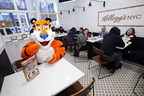 Tony The Tiger® Introduces Fans To New Kellogg's® Cinnamon Frosted Flakes™ In New York