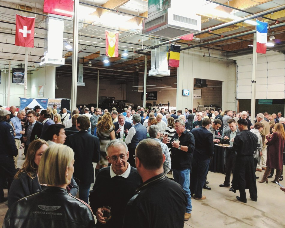 The 2017 Speed Soiree at the Stables presented by Speed Digital