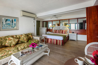 Spacious, clean, comfortable rooms with full kitchen facilities and more