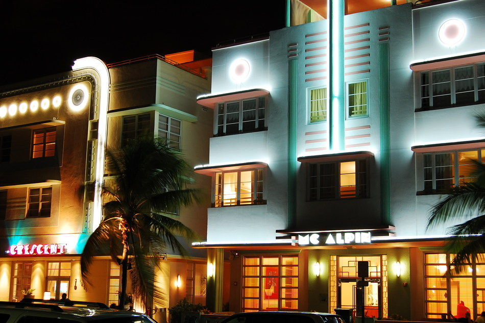 The Art Deco District continues to prove that there's more to Miami Beach than enviable warm weather and coveted beaches (Photo Credit: Wyn Van Devanter)