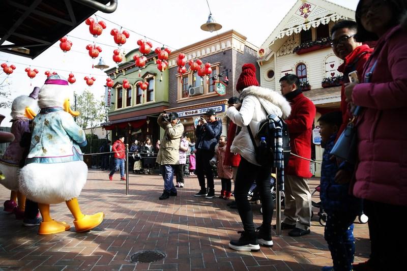(PRNewsFoto/Shanghai Disney Resort)