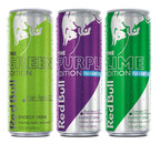 Red Bull Gives You Wings With Two New Sugarfree Editions