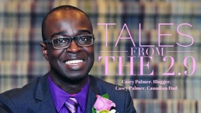 To help bring visibility to Black Canadians whose stories might otherwise go unnoticed, each story in the Tales from the 2.9 is introduced outlining who they are and what they do! (CNW Group/Casey Palmer, Canadian Dad)