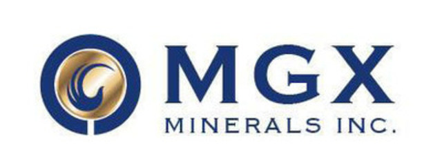 MGX Minerals Inc. (CNW Group/MGX Minerals Inc.)