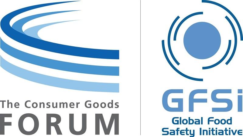The Consumer Goods Forum logo (PRNewsFoto/Global Food Safety Initiative)