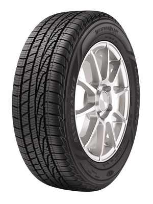 The Goodyear Tire & Rubber Company has introduced a breakthrough tire for drivers who want confident traction in all weather conditions: the Goodyear Assurance WeatherReady.