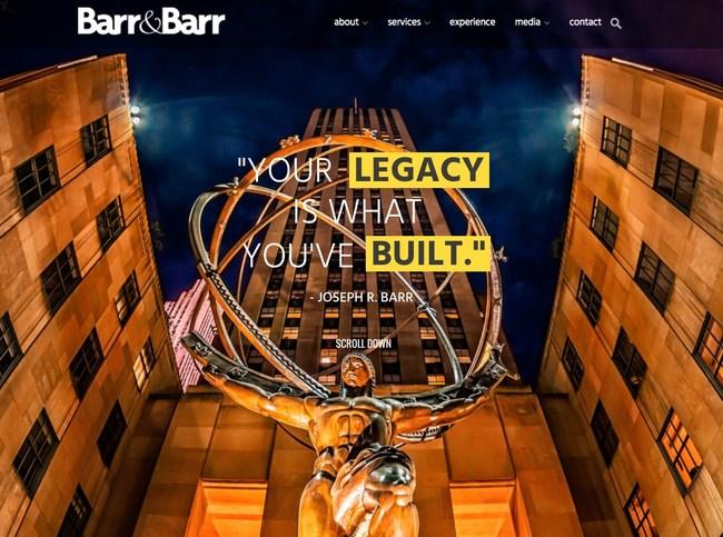 Barr & Barr