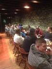 Veterans Connect Over Dinner, Trivia Competition with Wounded Warrior Project