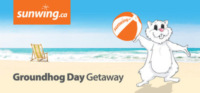 Groundhog Day Getaway (CNW Group/Sunwing Vacations Inc.)