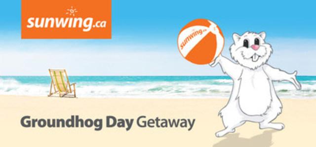 Groundhog Day Getaway (CNW Group/Sunwing Vacations Inc.)