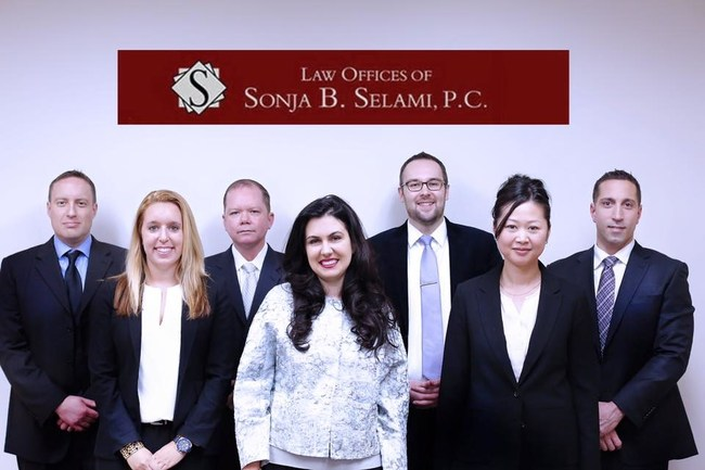 Runing 6 offices with a team of ten attorneys and twenty support personnel, the Law Offices of Sonja B. Selami, P. C. has closed over $1.5 Billion in transactions.