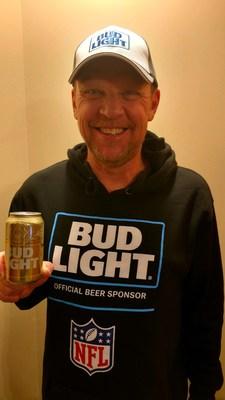 Lyle Randa of Wichita, KS will kick off his contest win this year at Super Bowl LI