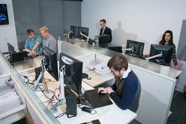 Argo Translation project management area