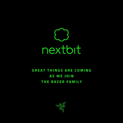 Nextbit Becomes Part Of The Razer Family