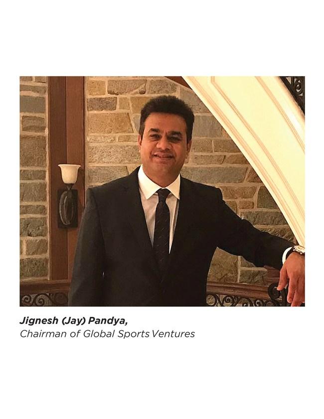 (PRNewsFoto/Global Sports Ventures, LLC)