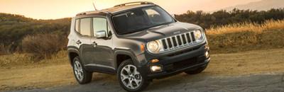 Kenosha Dealership Adds 2017 Jeep Renegade To Inventory
