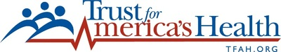 Trust for America's Health logo. (PRNewsFoto/Trust for America's Health)