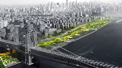 As part of a team, CH2M will deliver preliminary and final design services for the East Side Coastal Resiliency project in the borough of Manhattan. The project will strengthen the urban floodplain against floods and rising sea levels, while providing social and environmental benefits to the community.