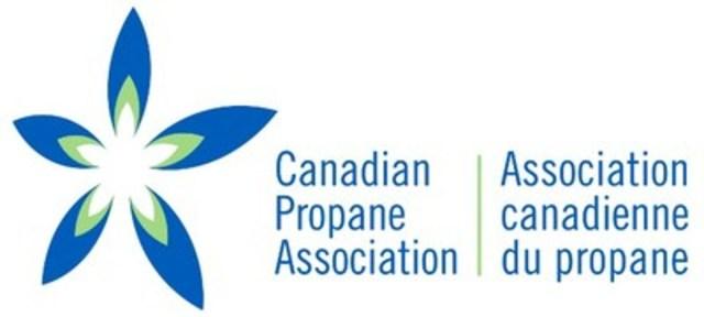Logo : Association canadienne du propane (Groupe CNW/Association canadienne du propane)