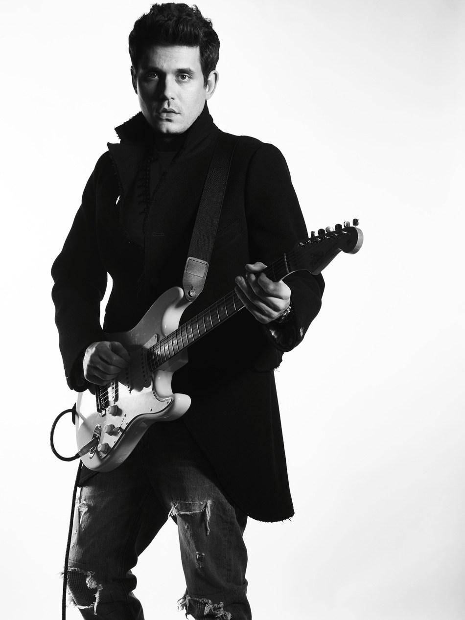 John Mayer, photo credit: Frank Ockenfels