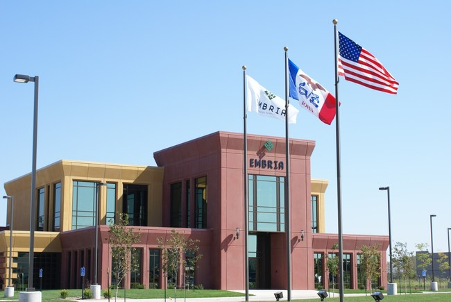 In 2007, Embria Health Sciences, manufacturers of EpiCor fermentate, built its state-of-the-art facility in Ankeny, Iowa.