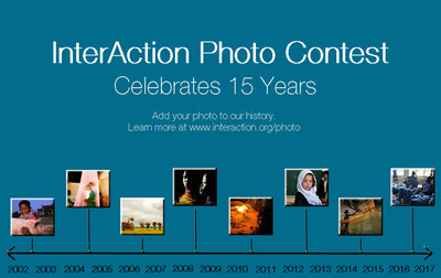 InterAction's 15th Annual Photo Contest is now open! Submit your photo or learn more about the contest at www. interaction.org/photo.