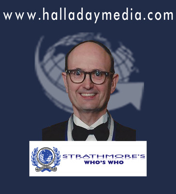 Henry E. Halladay, Ph.D., P.E. Launches New Website Through Strathmore Who's Who