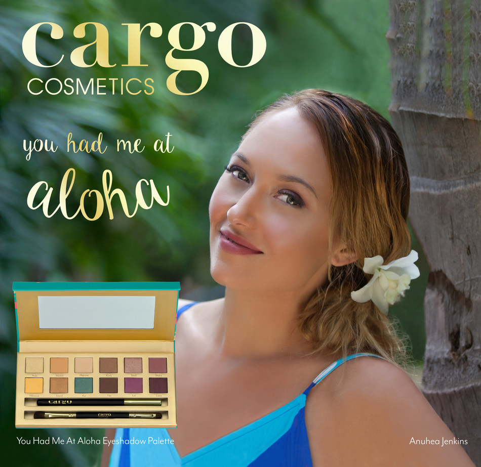 Multi-Award-Winning Singer and Songwriter, Anuhea Signed as Ambassador of Cargo's Hawaiian SS17 Collection