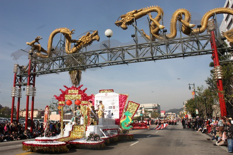 Golden Dragon Parade 2