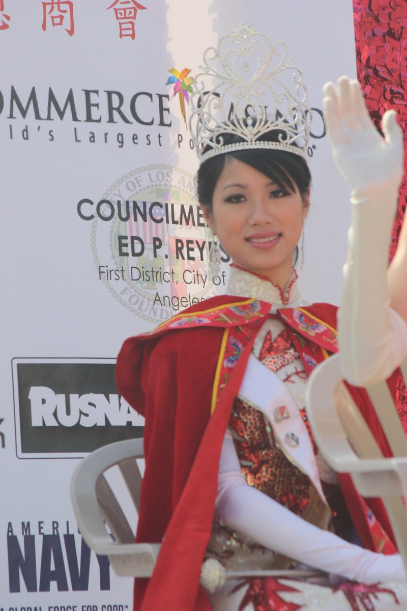 Miss Los Angeles Chinatown