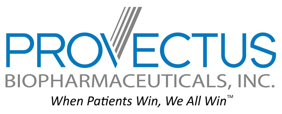 Provectus is a clinical-stage biopharmaceutical company developing new therapies for the treatment of solid tumor cancers and dermatologic diseases. For additional information, please visit www.provectusbio.com. (PRNewsFoto/Provectus Biopharmaceuticals, I)