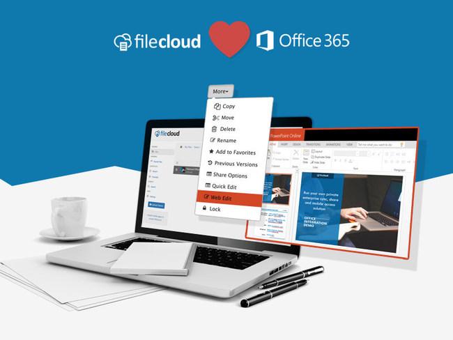 FileCloud - Office Online Server Integration