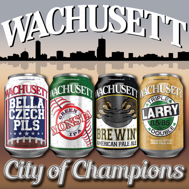 Wachusett Brewing