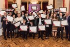 French National Champions (PRNewsFoto/European Business Awards and RSM)