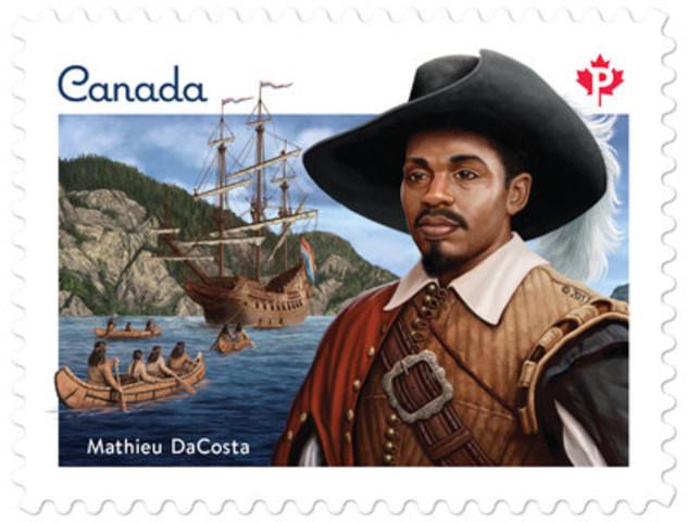 Mathieu Da Costa (Groupe CNW/Postes Canada)
