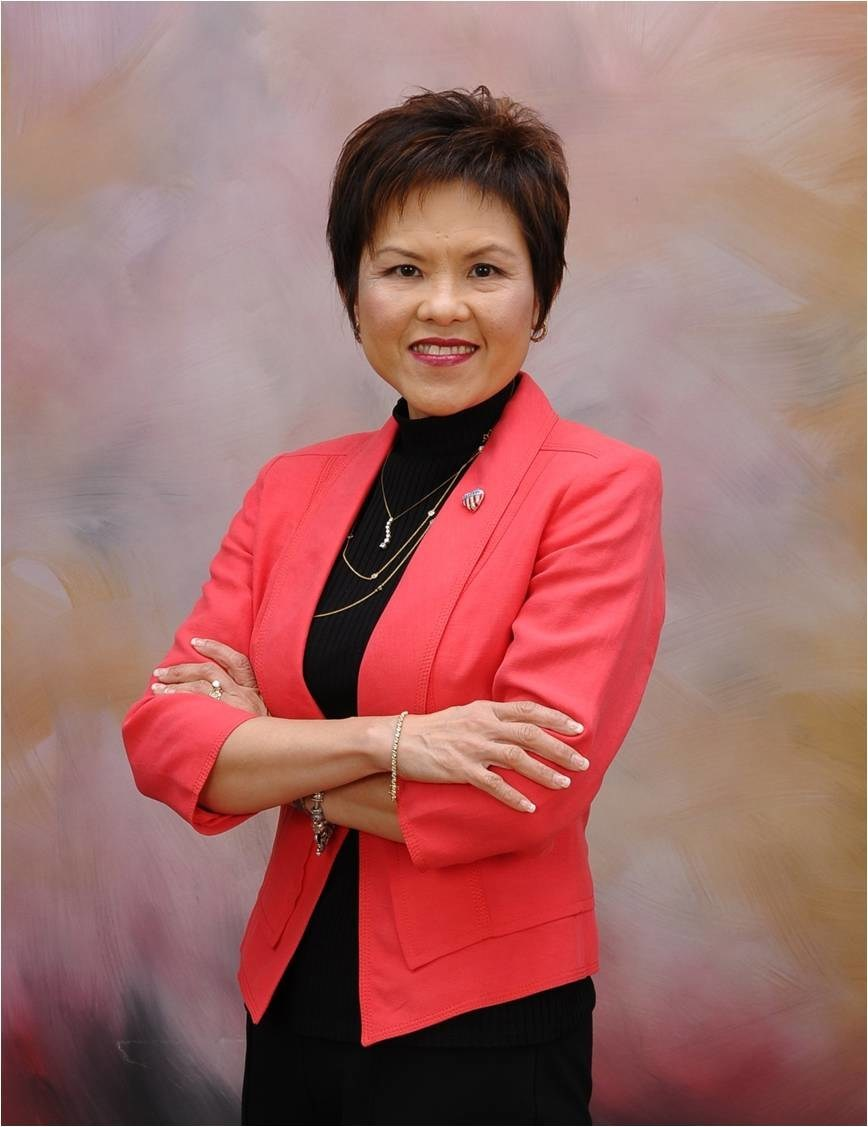 May-Leng Yau-Patterson named Woman of the Year by the International Association of Top Professionals (IAOTP) for 2017!
