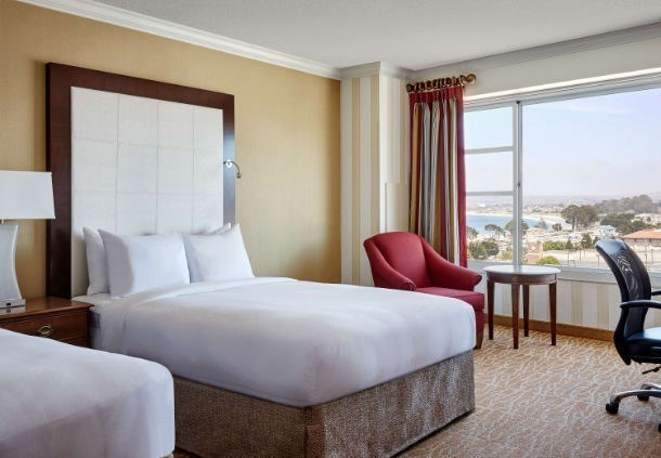 Monterey Marriott is offering discounted room rates starting at just $166 a night on select dates now through the end of May. For information, visit www.marriott.com/MRYCA or call 1-831-649-4234.