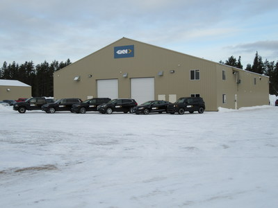 GKN Driveline, the global leader in driveline technologies, today announced it has opened a 10,000 square-foot winter test facility at the Smithers Winter Test Center (SWTC) in Brimley, Mich.  The new facility will allow GKN Driveline's North American customers to test All-Wheel-Drive and eDrive systems for longevity, safety, power and torque performance in low traction driving conditions.