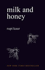 Sales of #1 New York Times Best Seller Milk and Honey by Rupi Kaur Reach One Million Copies