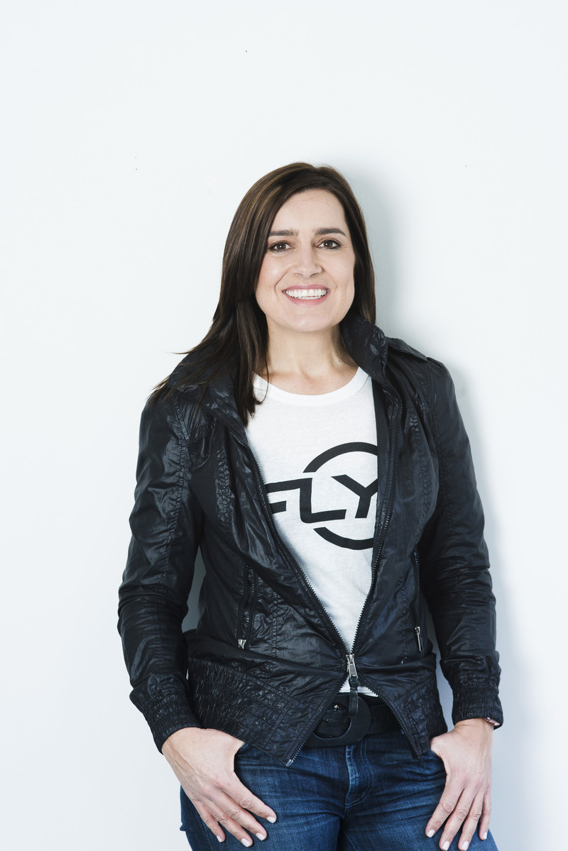 Sarah Robb O'Hagan, Flywheel Sports CEO