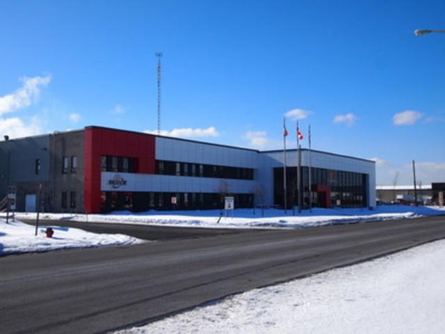 Bridor's Boucherville bakery facility (CNW Group/Bridor)