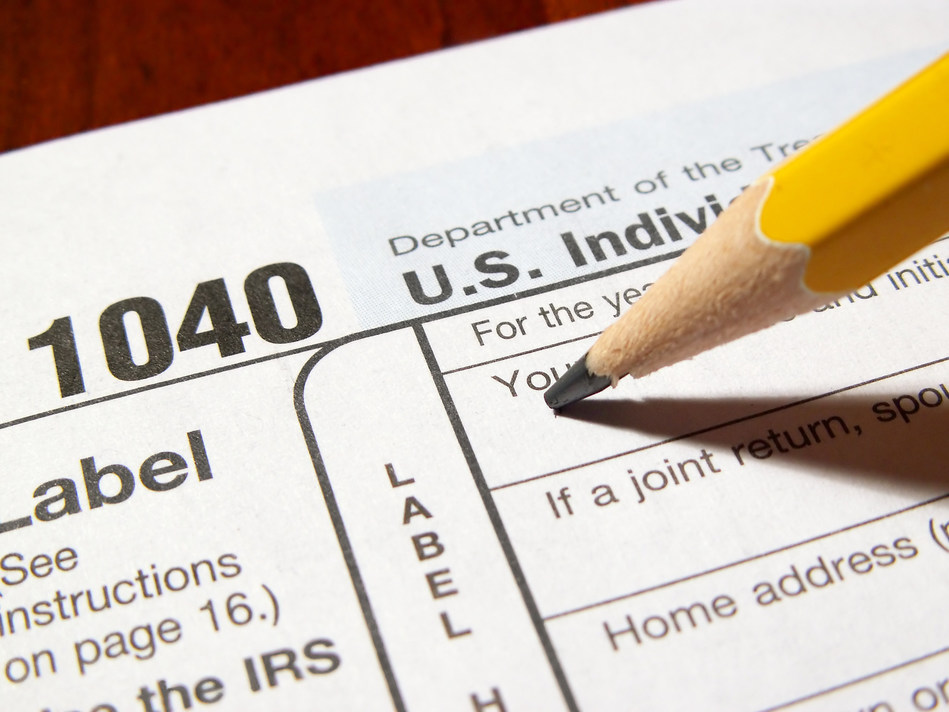 Personal tax information breach