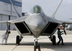 First F-22 Raptor Delivered from Lockheed Martin Speedline