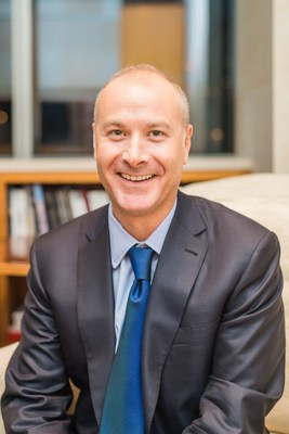 David Schrader, Sotheby's new Head of Private Sales for Contemporary Art in New York.