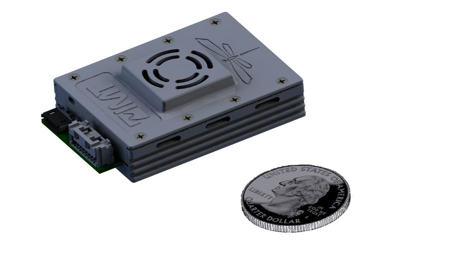 IMT DRAGONFLY ULTRA-MINIATURE WIRELESS VIDEO SYSTEM