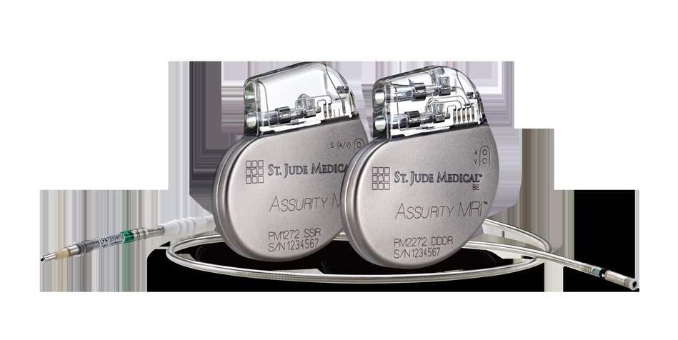 Abbott Announces U.S. Approval for its Assurity MRI(TM) Pacemaker, the World's Smallest, Longest-Lasting Wireless MRI-Compatible Pacemaker