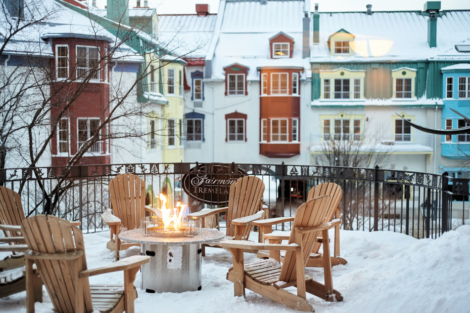 Fairmont Hotels & Resorts + Air Canada Celebrate Canada's 150th Birthday with 'Apres in the Air' Package Launch