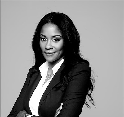 Ericka Pittman Aquahydrate's Chief Marketing Officer